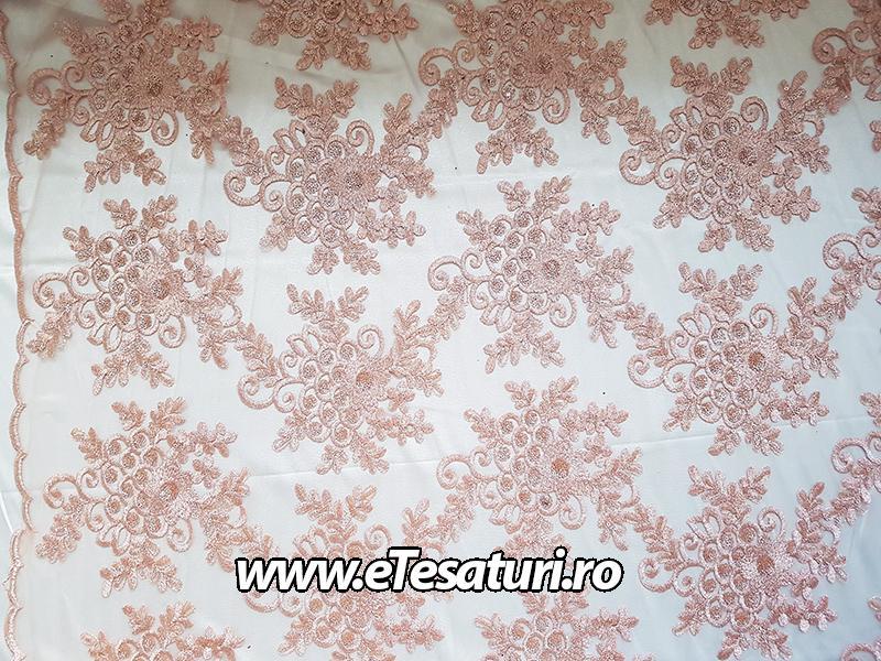 Dantela Diamond roz pudra