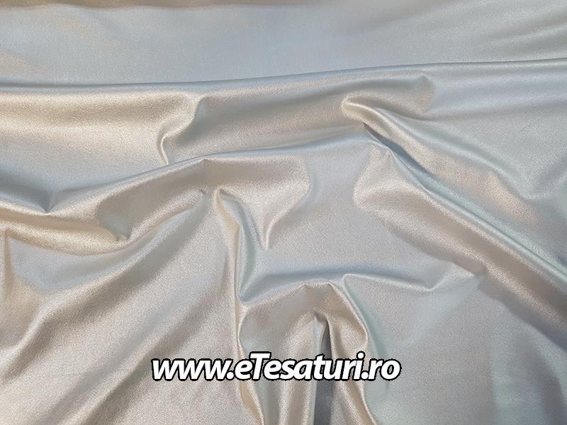 imitatie de piele argintie