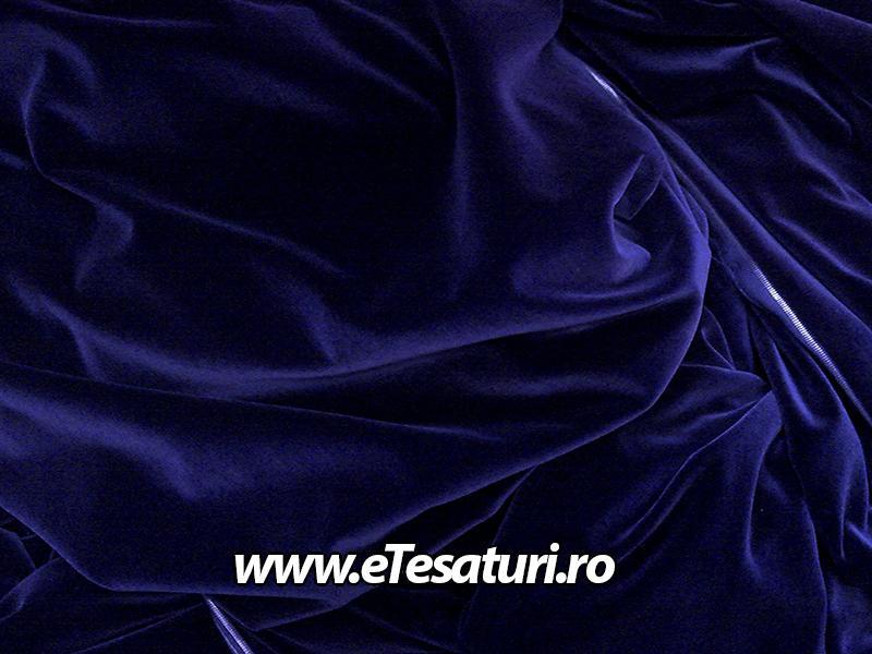 catifea bleumarin