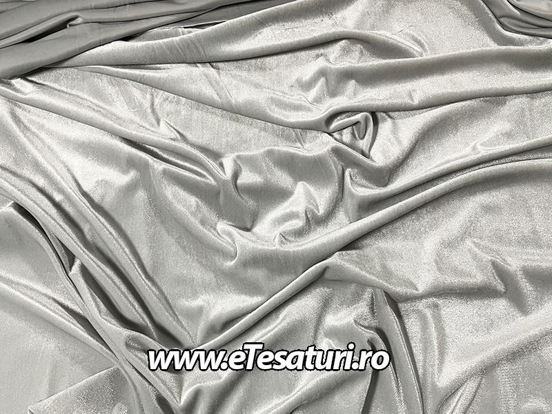 catifea argintie
