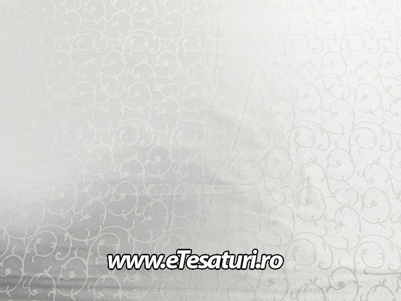damasc alb 01 - 280cm