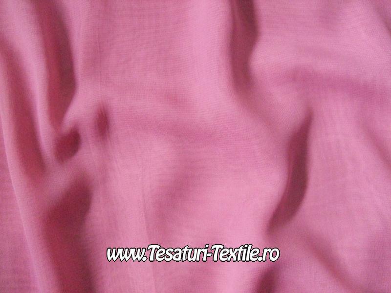 voal roz inchis   ( zmeuriu)