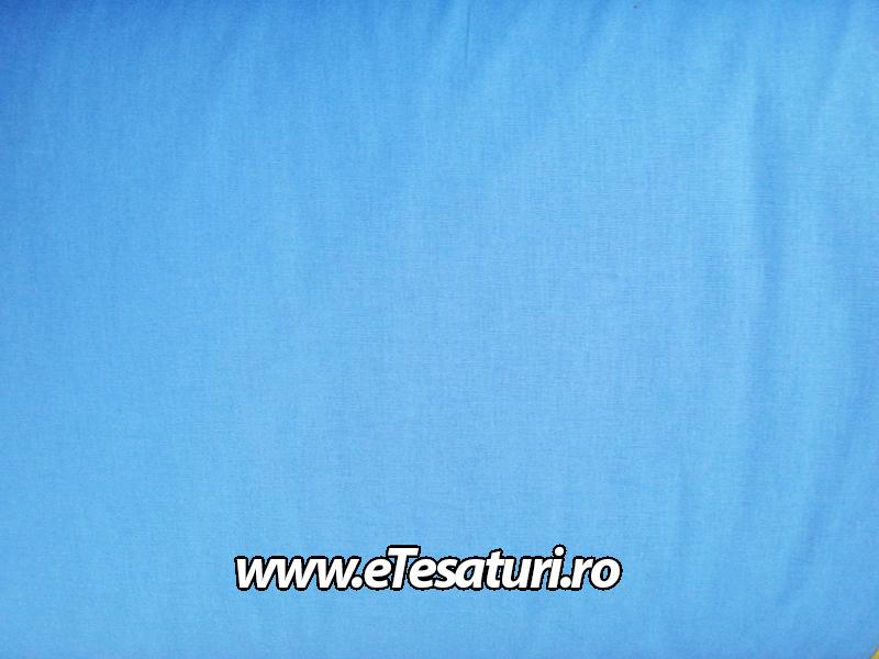 chiffon satinat bleu