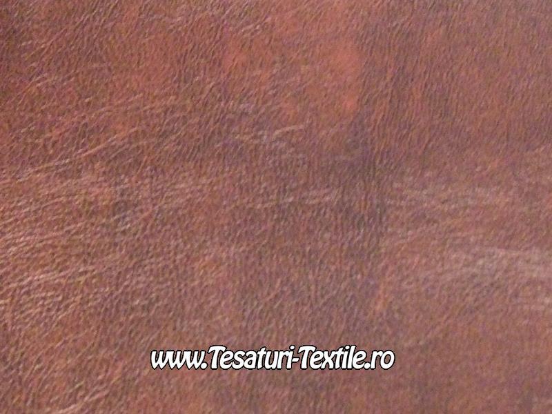 imitatie de piele caramizie