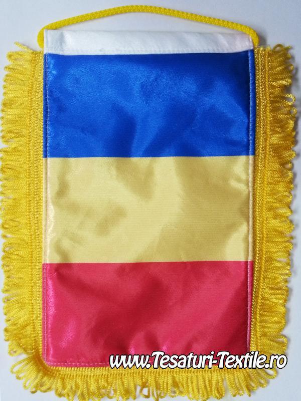fanion Romania